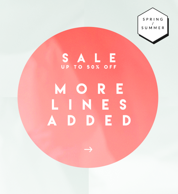 more lines added to the sale