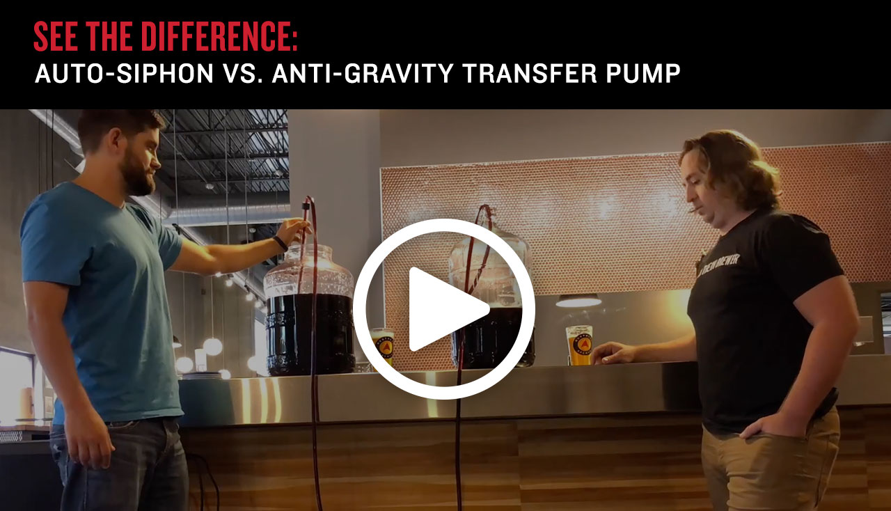 Anti-Gravity Transfer Pump Video