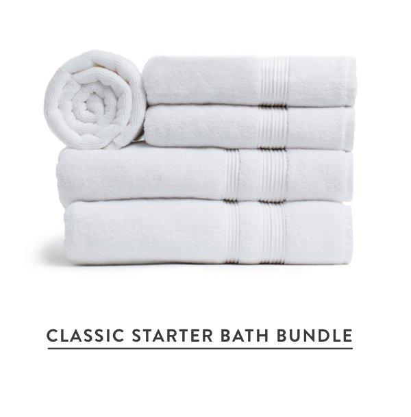 Classic Starter Bath Bundle