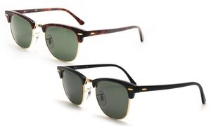 Ray-Ban Clubmaster Sunglasses for Men and Women