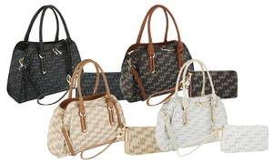 MKF Collection Handbag, Wallet, or Set of Both by Mia K Farrow