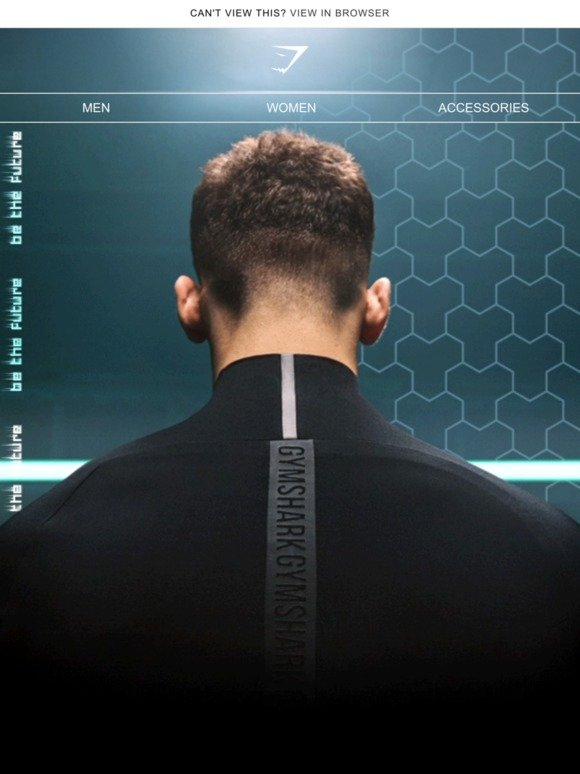Gymshark: Hyper Sport: Gymshark's Most Advanced Range | Milled