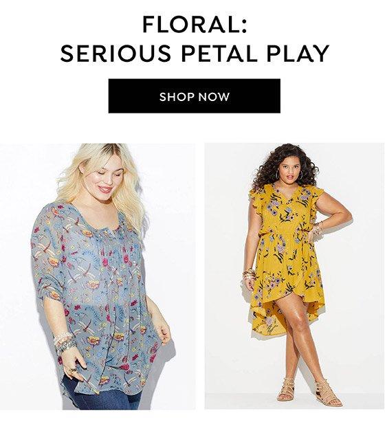 Shop Floral: Serious Petal Play