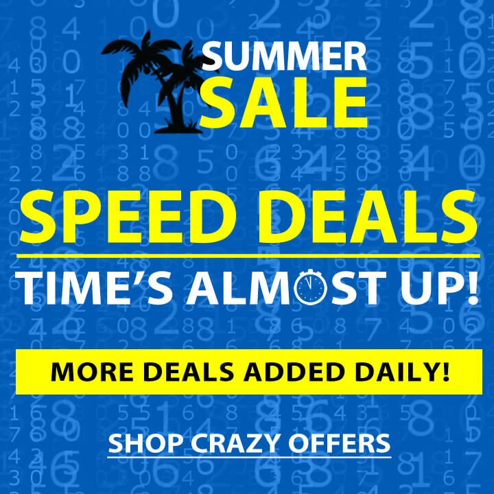 Shop Speed Deals