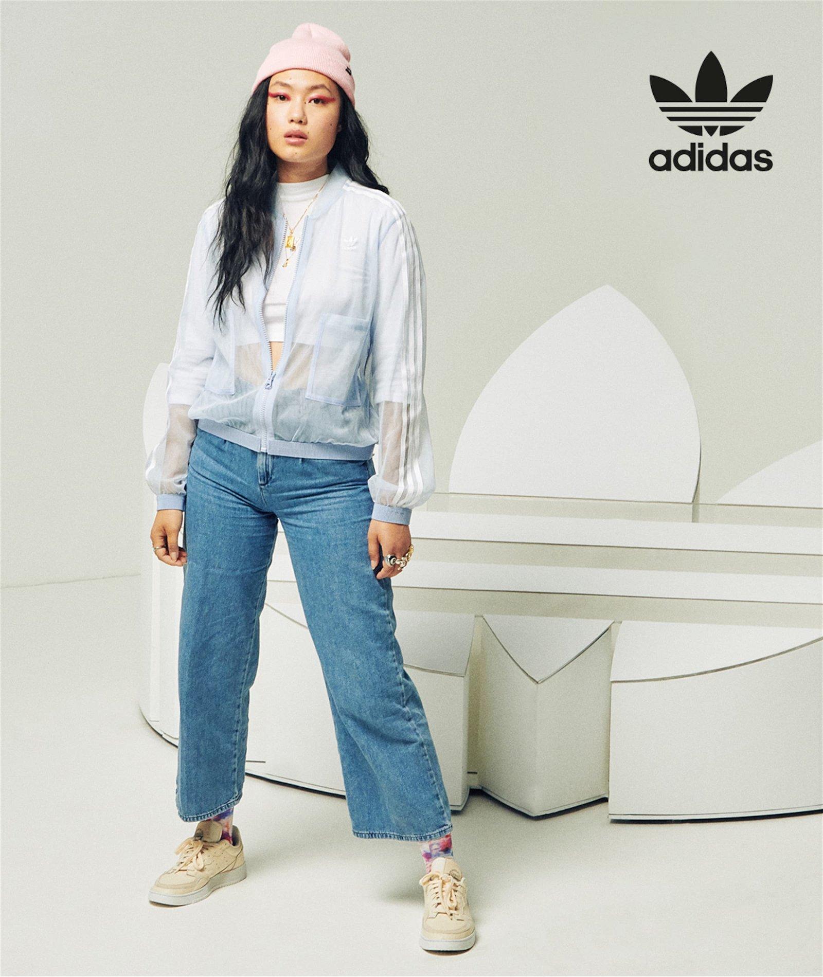 ABOUT YOU: Der neue adidas Originals Supercourt   Milled