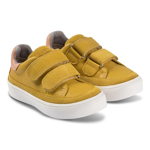 By Nils Yellow Leksand Trainers