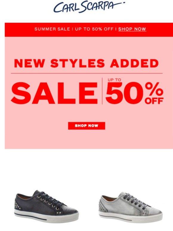 Carl Scarpa Ladies Shoes: SALE: New
