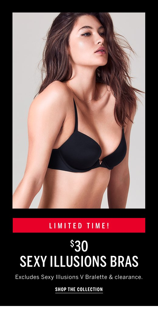 $30 Sexy Illusions Bras