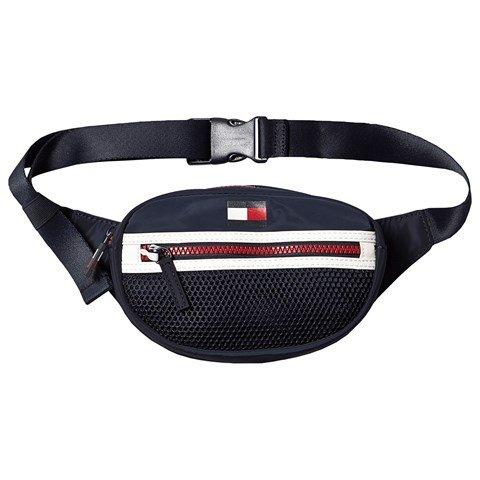 Tommy Hilfiger Navy Flag Waist Bag