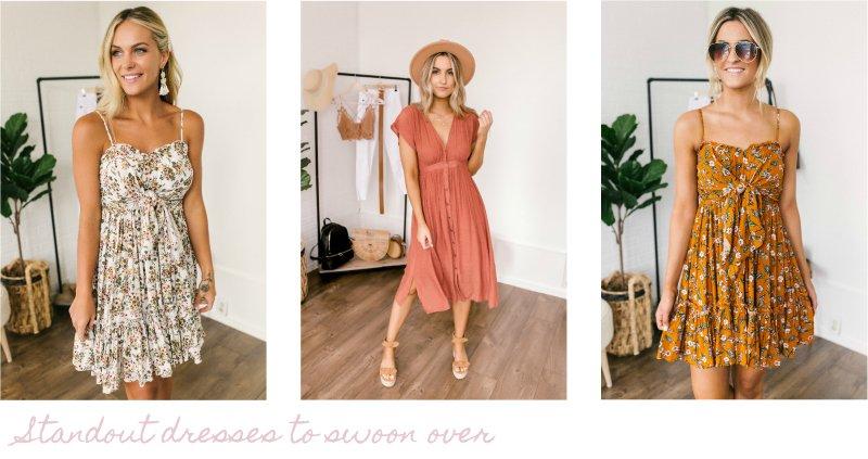 late summer dresses