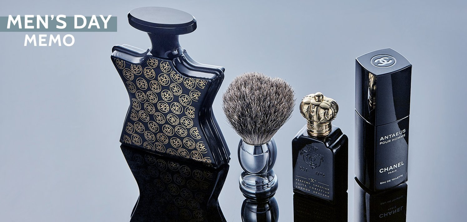 Clive Christian & More Luxe Grooming to Fragrance