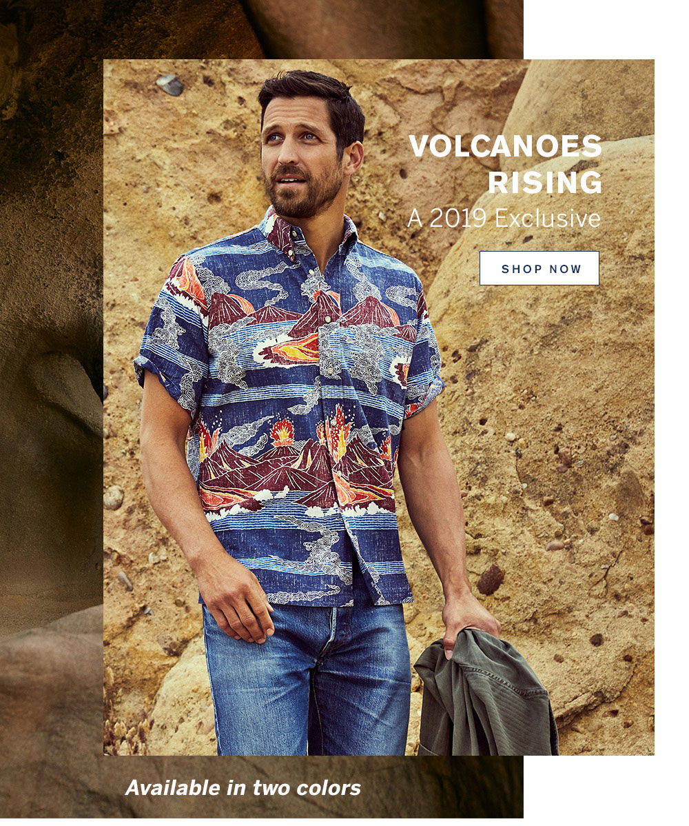 Volcanoes Rising. Shop Now
