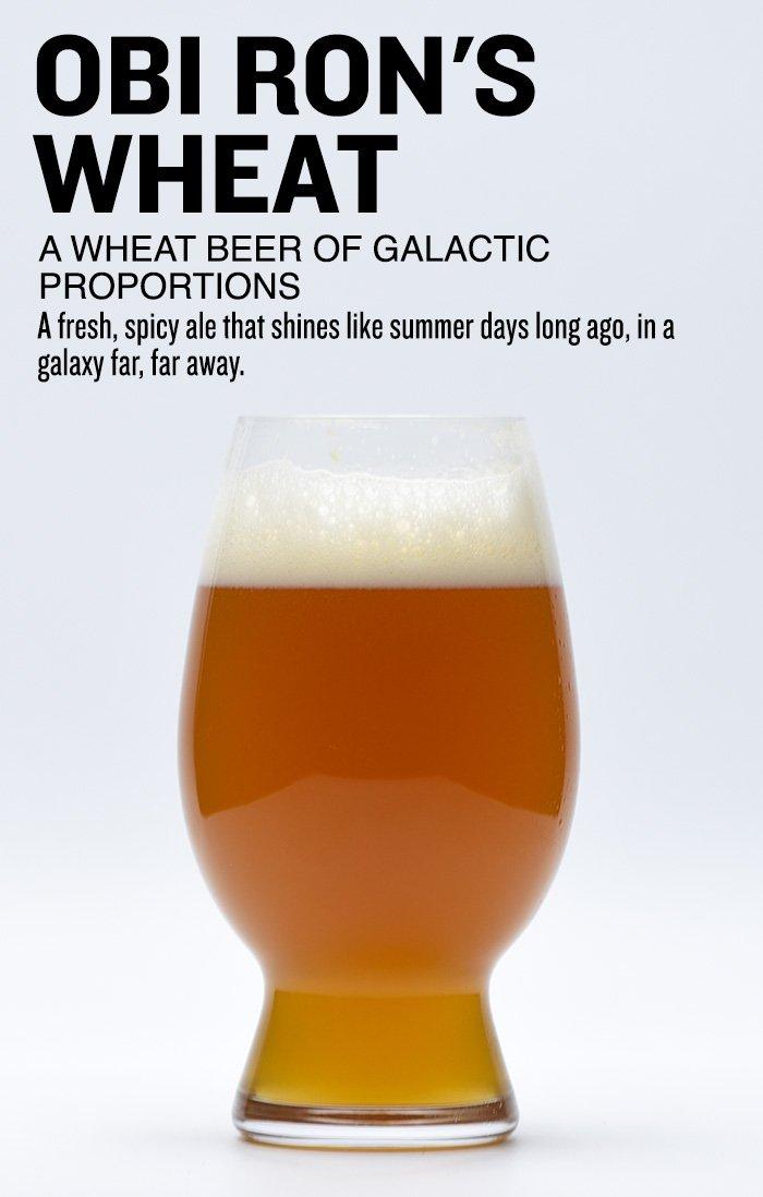 Obi Ron's Wheat Beer Kit
