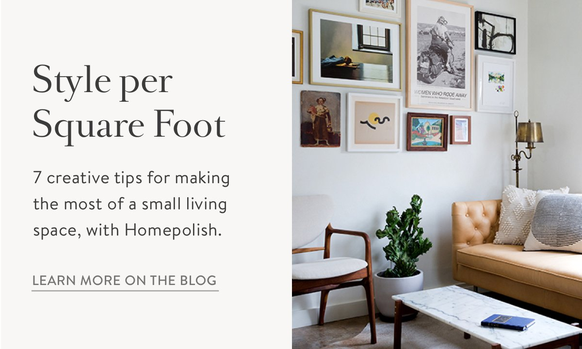 Design A Small Space Story