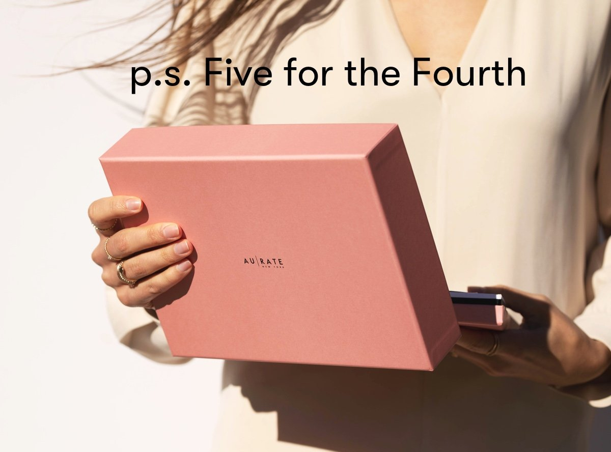 Five for the Fourth