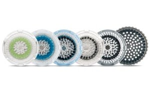 Sonic Facial Brush Heads (1-, 2-, 4-, 6-, or 10-Pack)