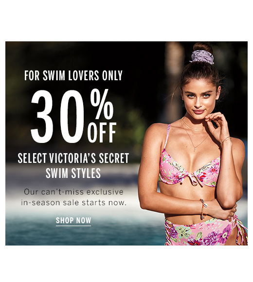 30% Off Swim Styles