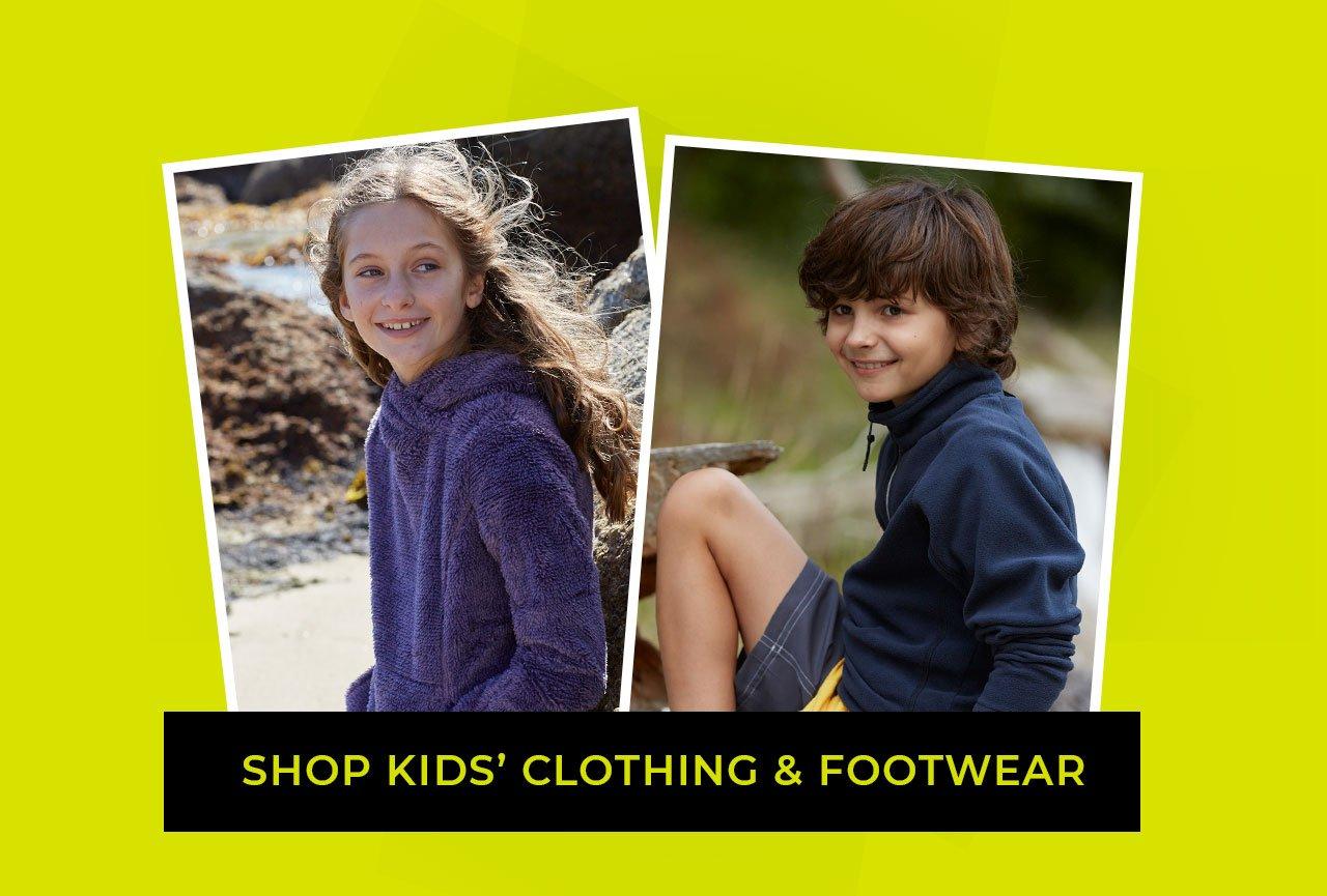 Shop Kids Clothing & Footwear