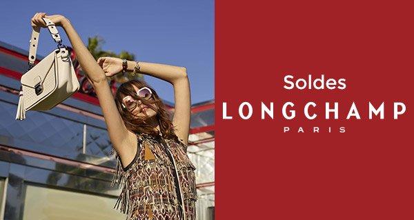 edisac: Soldes d'été LONGCHAMP : jusqu'à -50% sur les lignes ...