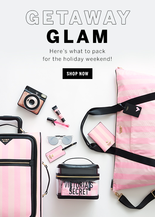 Getaway Glam and Shop Now