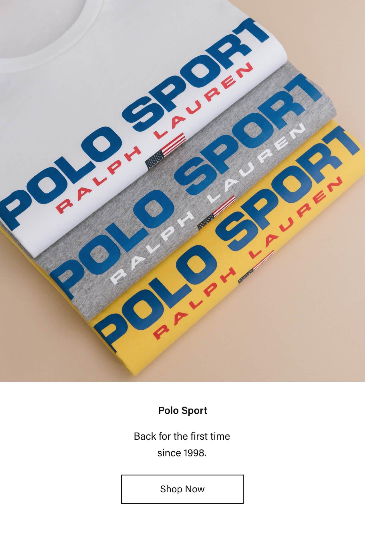 The Hip Store: Polo Sport \u0026 adidas '