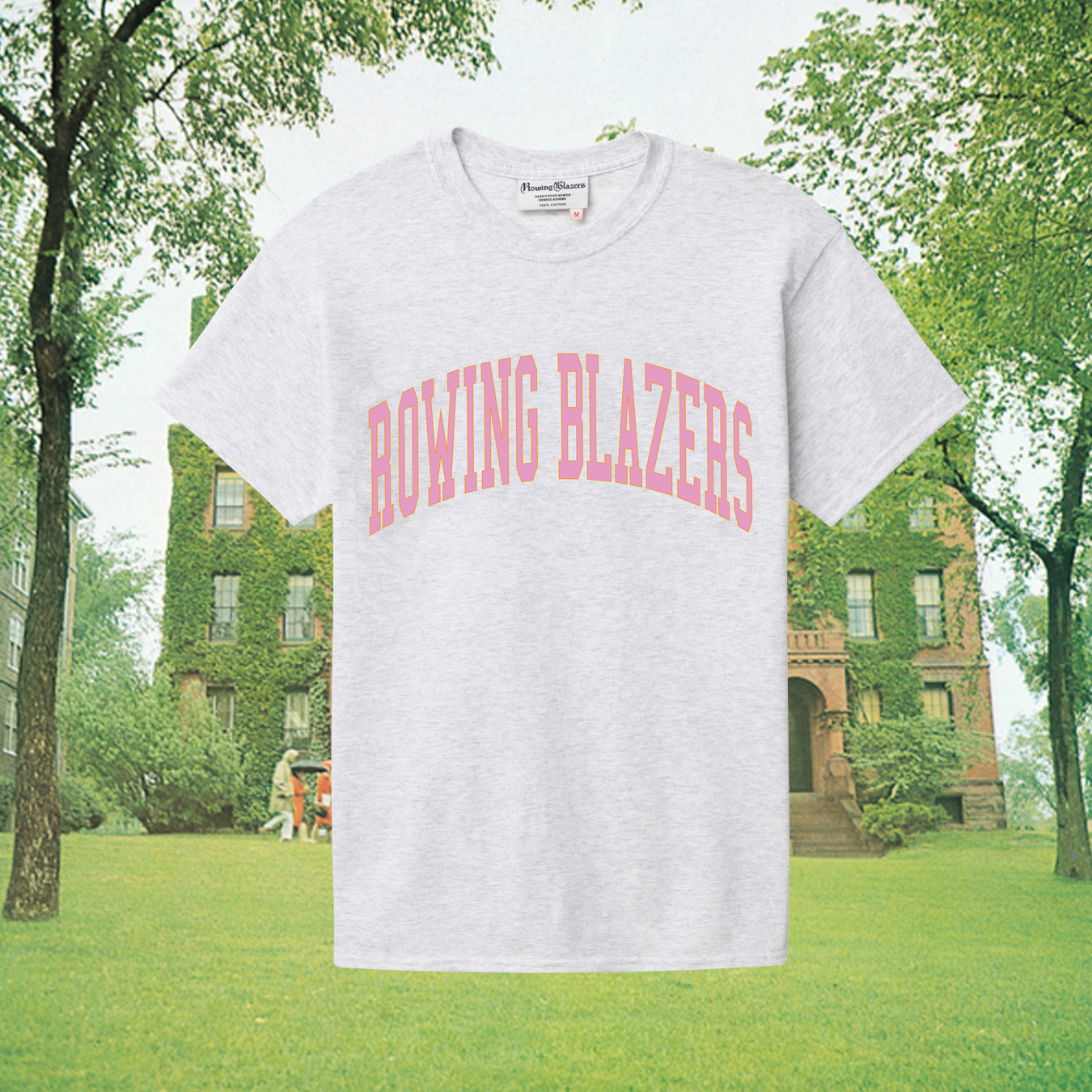 Rowing Blazers: Shop New Collegiate Tee Colors   Milled