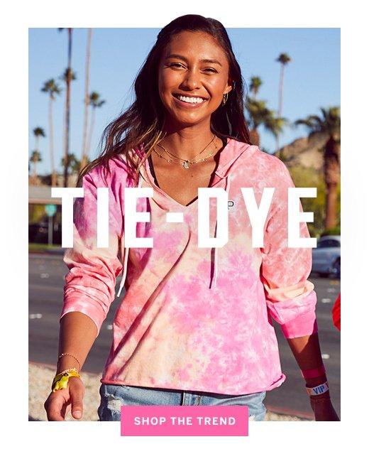 Tie-Dye + shop the trend