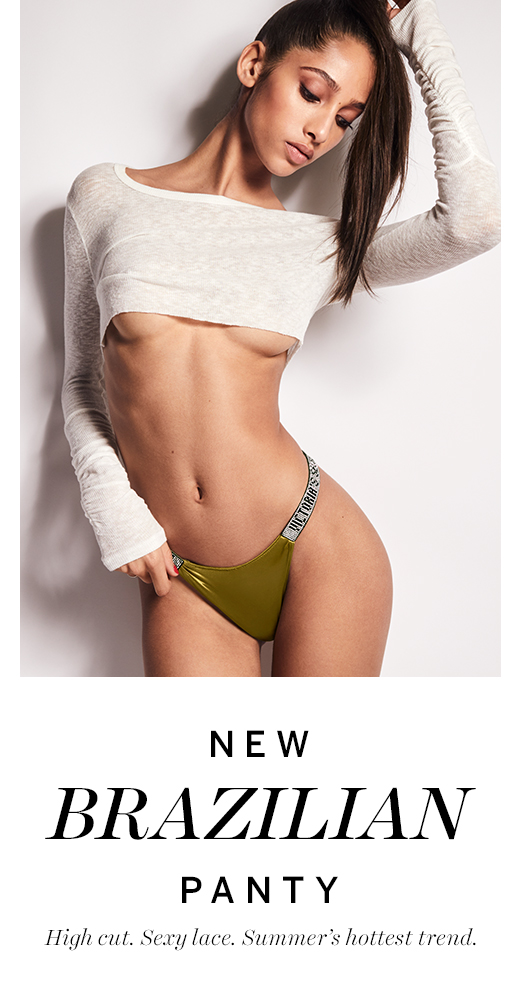 New Brazilian Panty