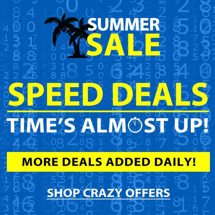 Shop Our Speed Deals