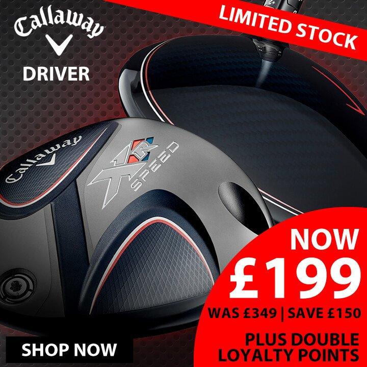 Callaway XR Speed Driver - Shop Now