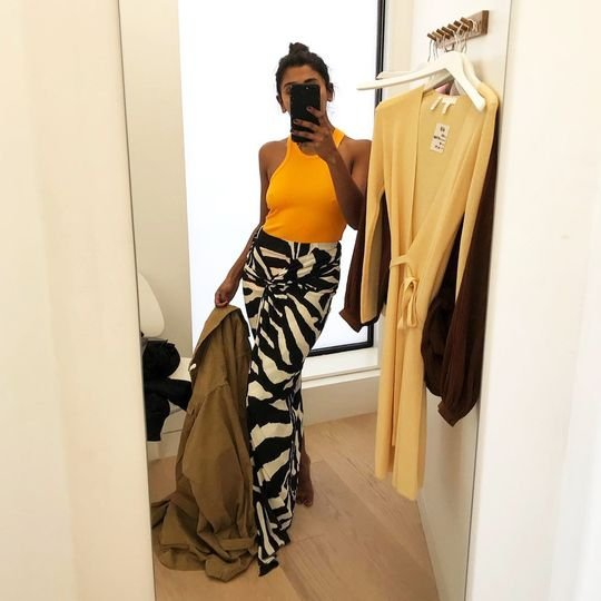 Maxi Skirts Are Back, and I'm So Into It