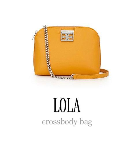 LOLA corssbody bag