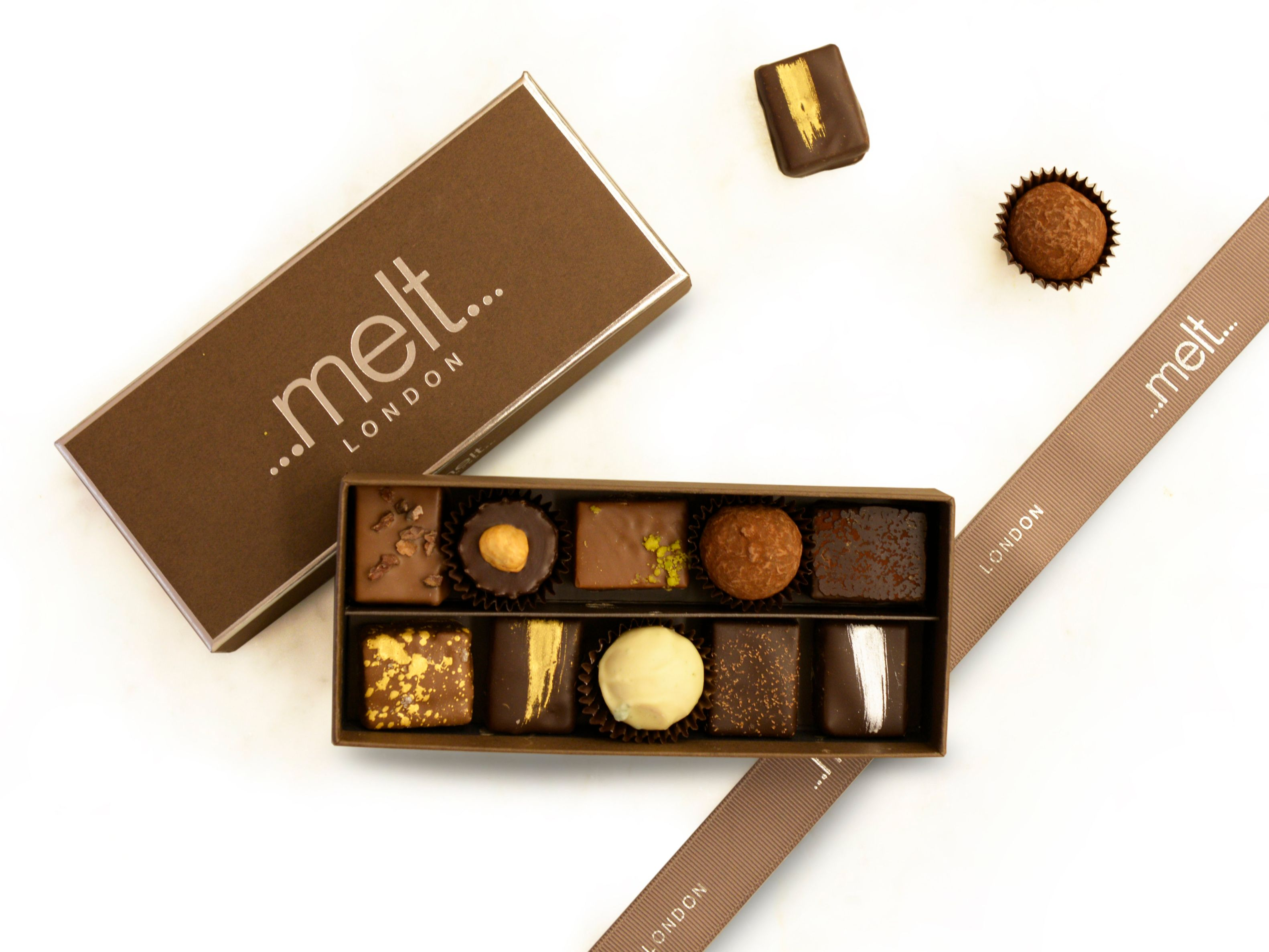 Melt Free Chocolate Course Worth Up To 50 Milled