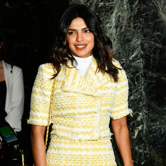 The Smart Secret Behind So Many of Priyanka Chopra Jonas's Recent Outfits