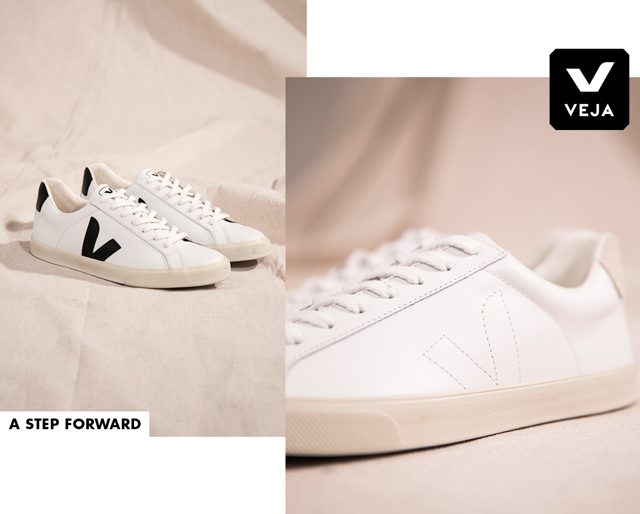 Hype DC: VEJA   Sustainable Sneakers