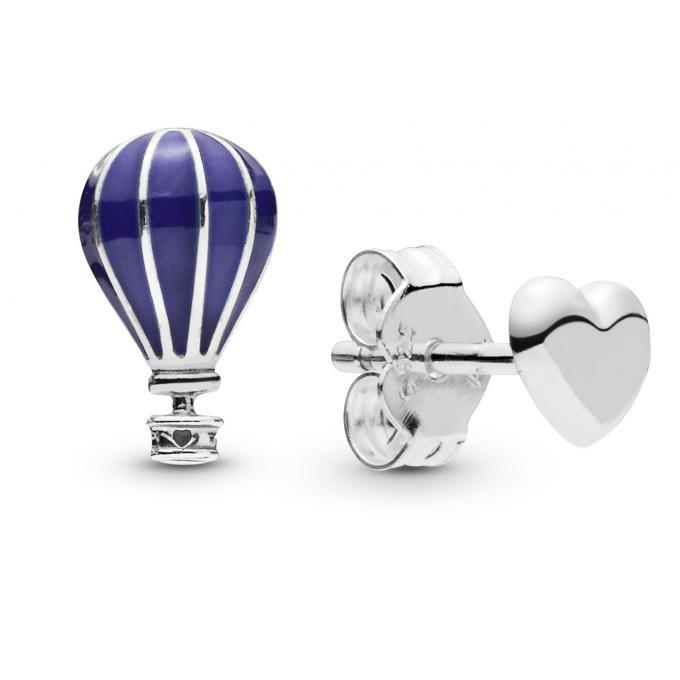 charm pandora montgolfiere