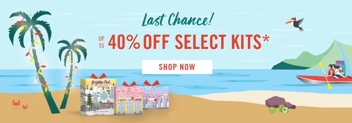 Last Chance: Christmas in June