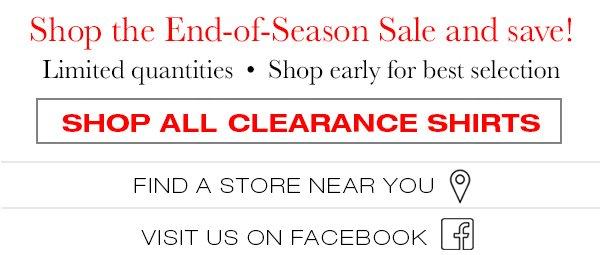 Shop Clearance Fashions