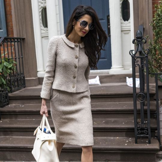 3 Amal Clooney–Approved Trends You Can Buy for Under $150