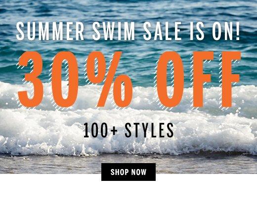30% off Swim