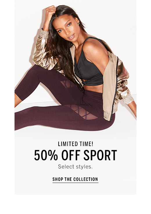 50% off Sport Select Styles