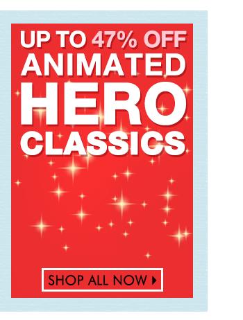 Hero Classics up to 47% off