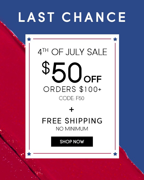 Early Access 4th of July Sale