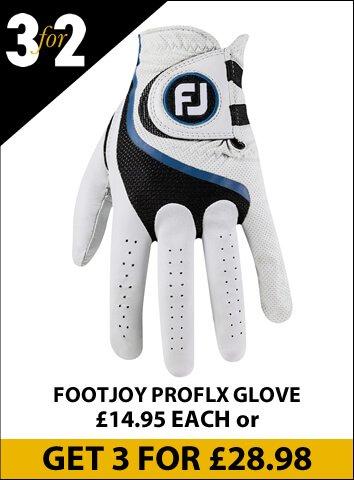 ProFLX White/Blue