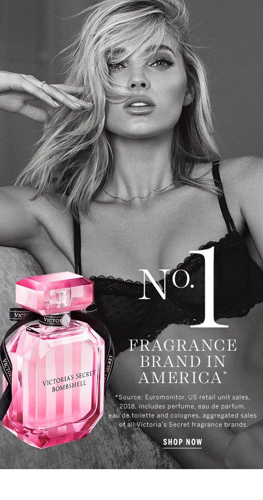 Bombshell No. 1 Fragrance Brand