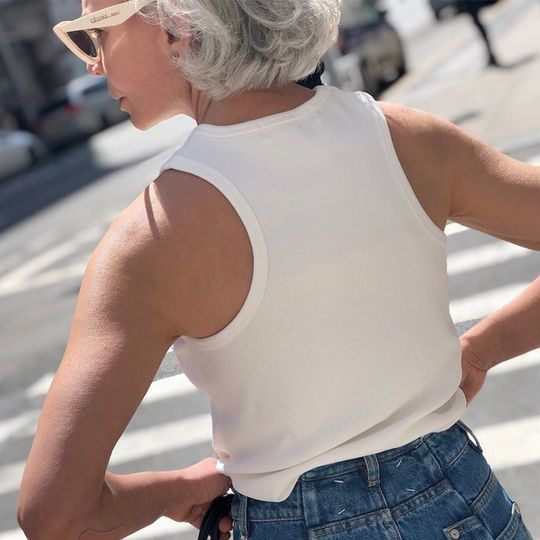 Women Over Age 40 Know These Are the Best Kinds of Jeans