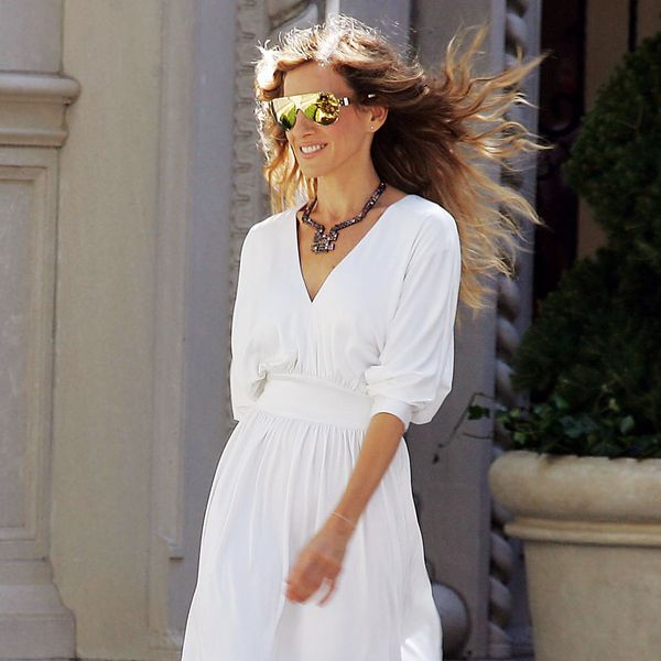 The Carrie Bradshaw Capsule: 9 Summer Outfits, Each Under $150 Total