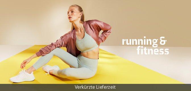 Running & Fitness for her
