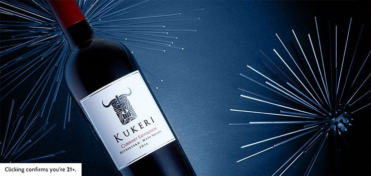 Cabernet From Napa's Famed Rutherford Region