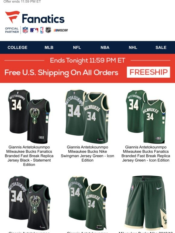 af2bcb0d The NBA Store: Order by Midnight for FREE Shipping... | Milled